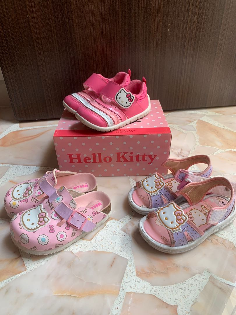 Hello Kitty Shoes for toddlers, Babies