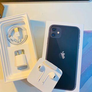 iPhone 配件組 耳機 傳輸線/充電線/充電頭