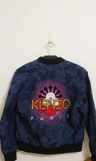 Kenzo棒球外套