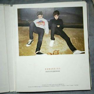 [K-POP ALBUM PRELOVED] TVXQ! - HUMANOIDS (6th ALBUM REPACKAGE)   ORIGINAL REPACKAGED BY DISC TARA INDONESIA