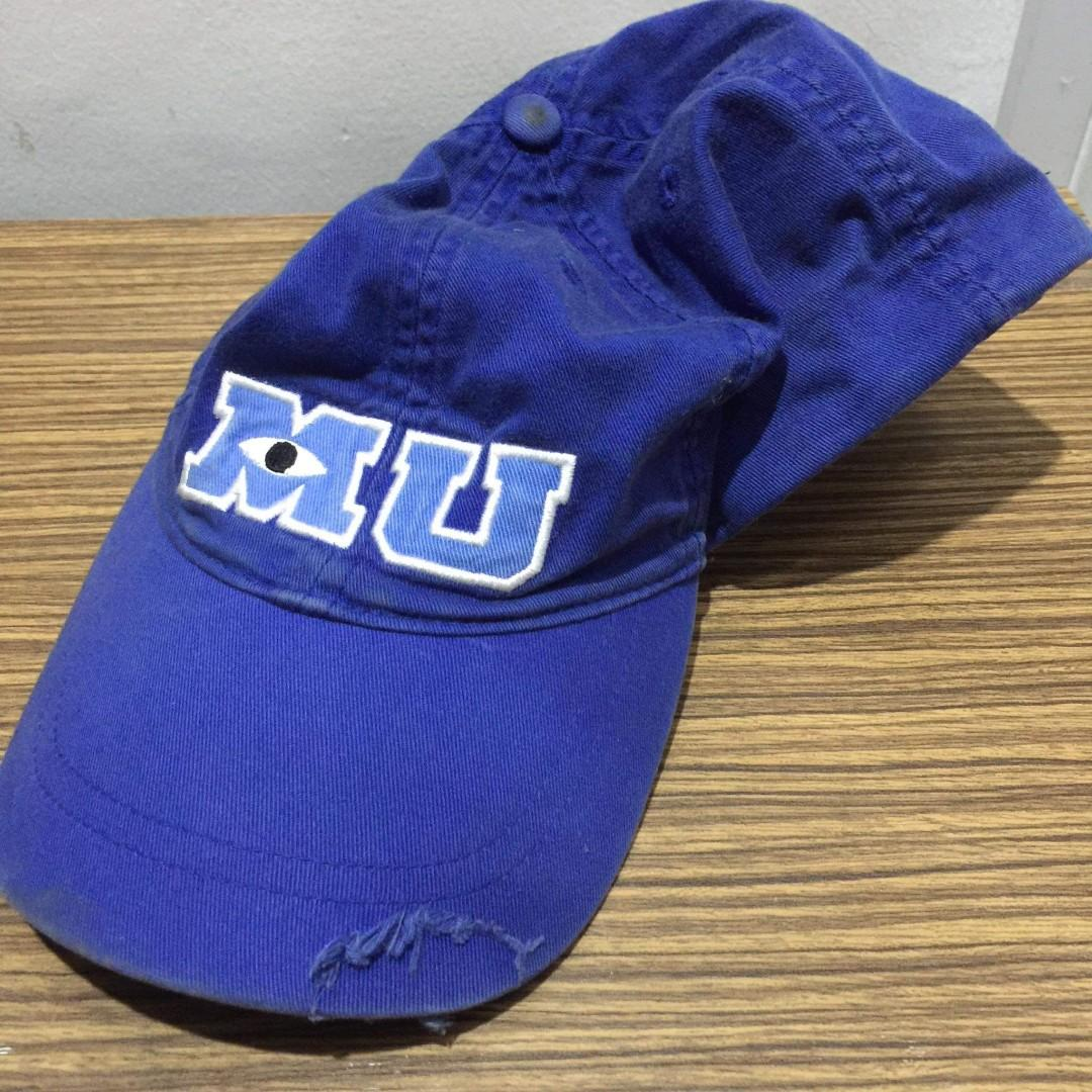 Monsters University Men S Fashion Accessories Caps Hats On Carousell