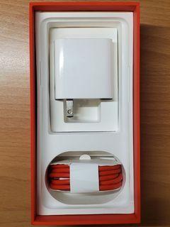 OnePlus 7 一加 1+7 pro 充電組 Warp 閃充 Dash 變壓器 數據線 盒裝 配件 手機殼