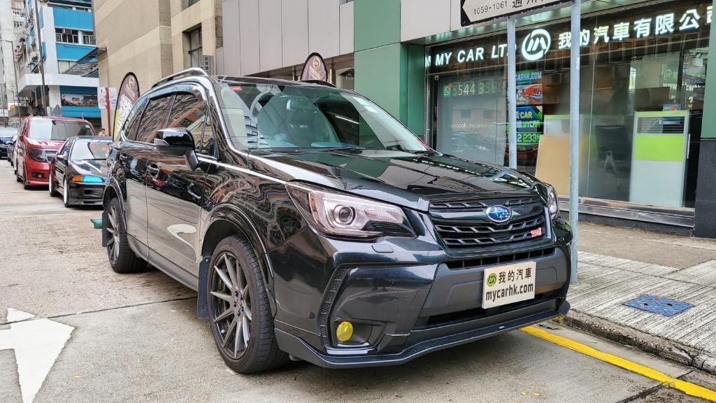 Subaru ORESTER 2.0XT ORESTER 2.0XT Auto