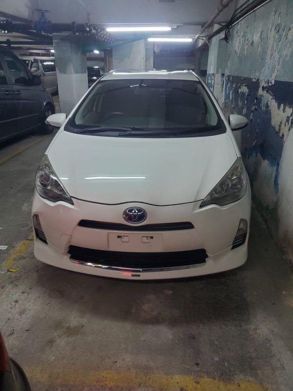 Toyota Aqua 1.5 Auto
