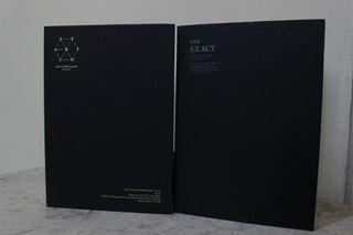 Album EXO EXACT Monster ver.