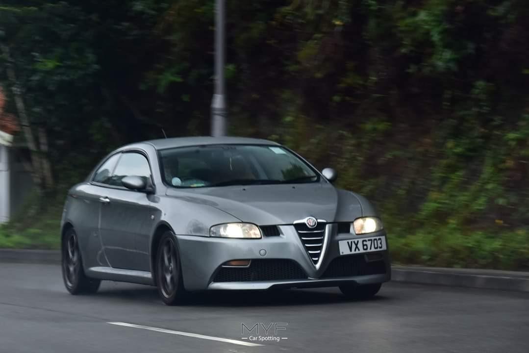 Alfa Romeo GT 2.0 JTS Selespeed (A)