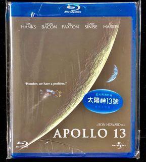 Apporlo 13 太陽神13號 藍光碟 (近乎全新)