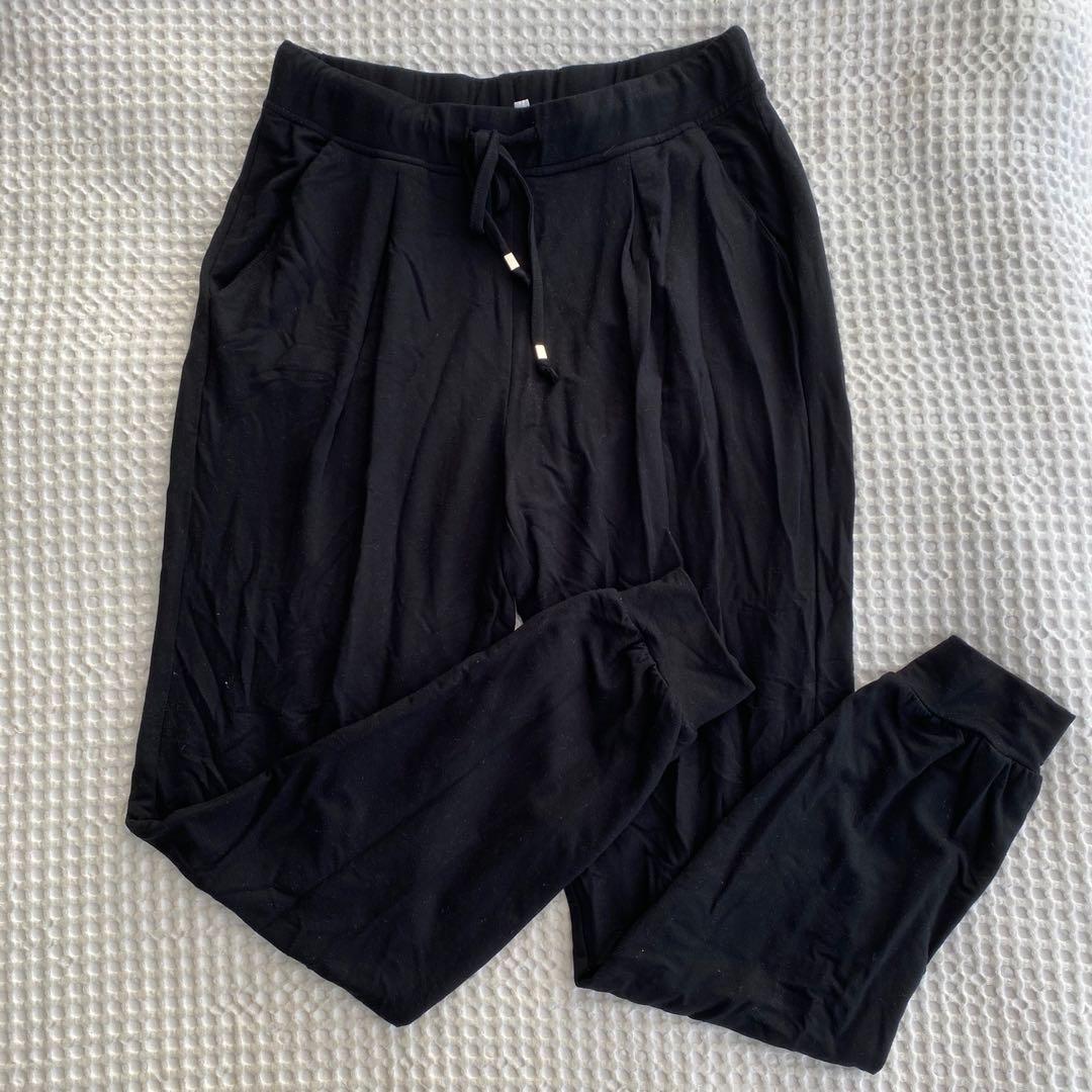 Black Pants (Track/Jogger)