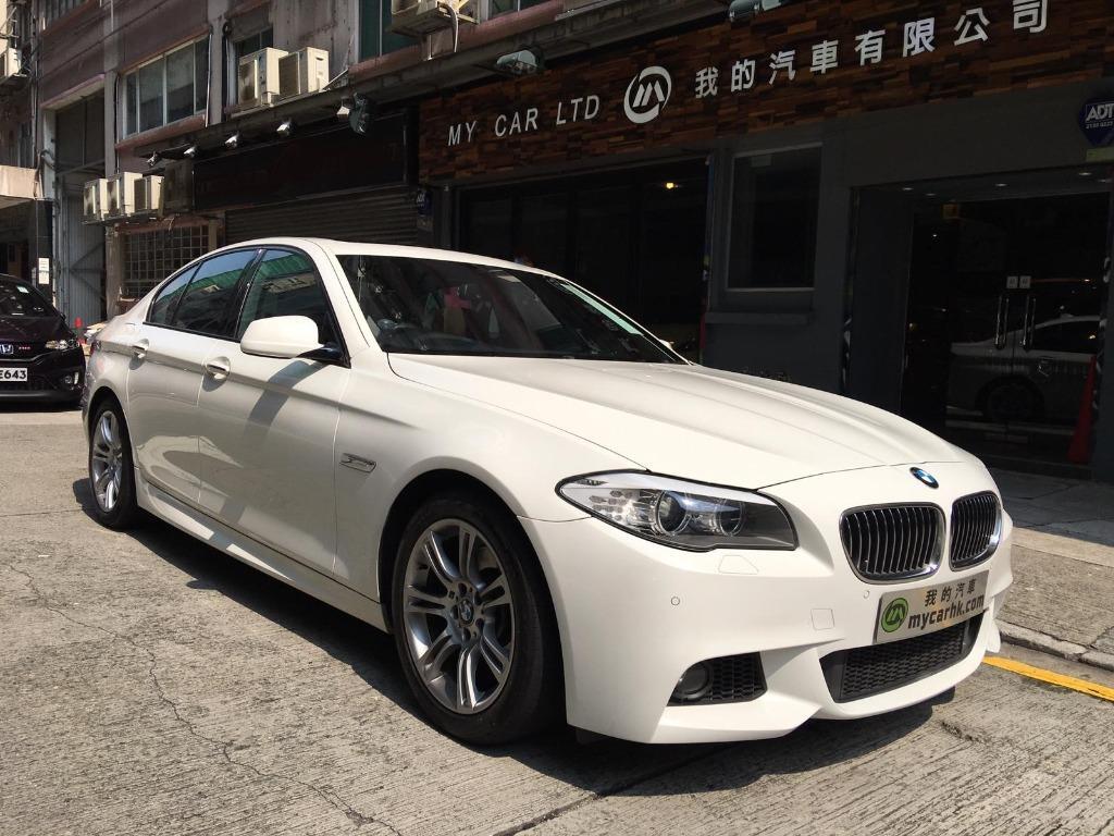 BMW 520IA M SPORT 2013 Auto