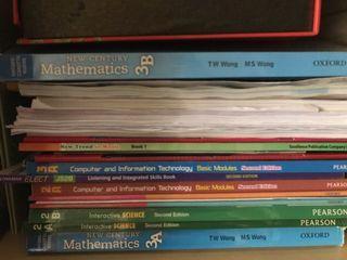 Form 1-4 Textbooks