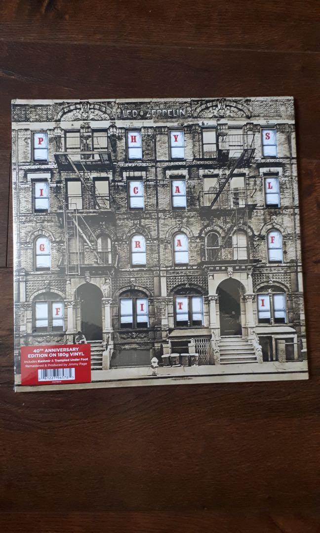 Led Zeppelin 2015 vinyl BRAND NEW