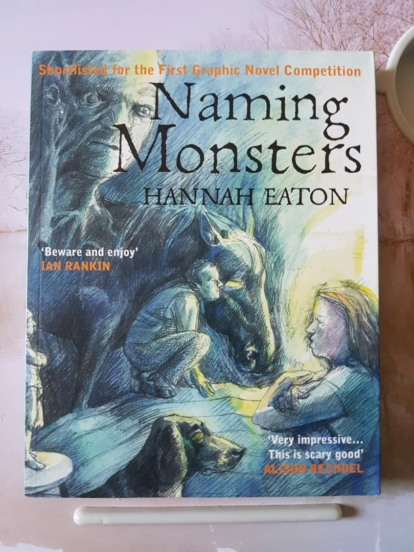 Naming Monsters by Hannah Eaton
