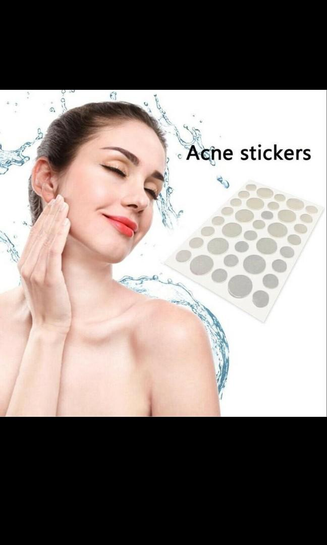 Instock New Hydrocolloid Acne And Skin Tag Removal Patch Health
