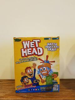 濕水挑戰帽party遊戲露營