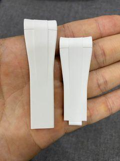 Rubber B Polar White Straps Exp ll 216570