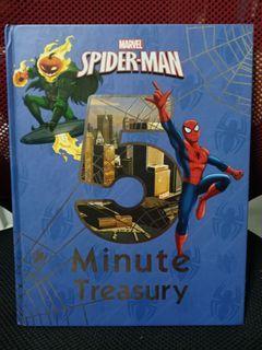 Spiderman 5 Minute Treasury