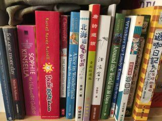 Story Books 中英文小說