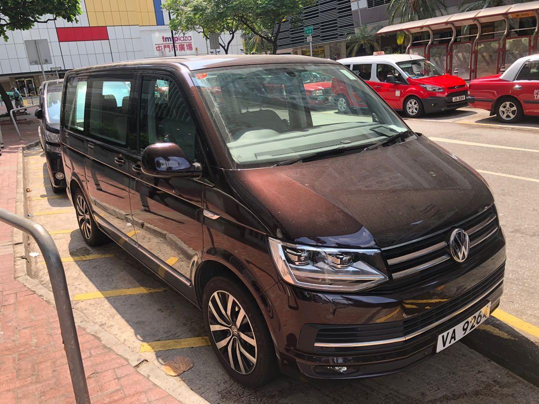 Volkswagen Multivan . Auto