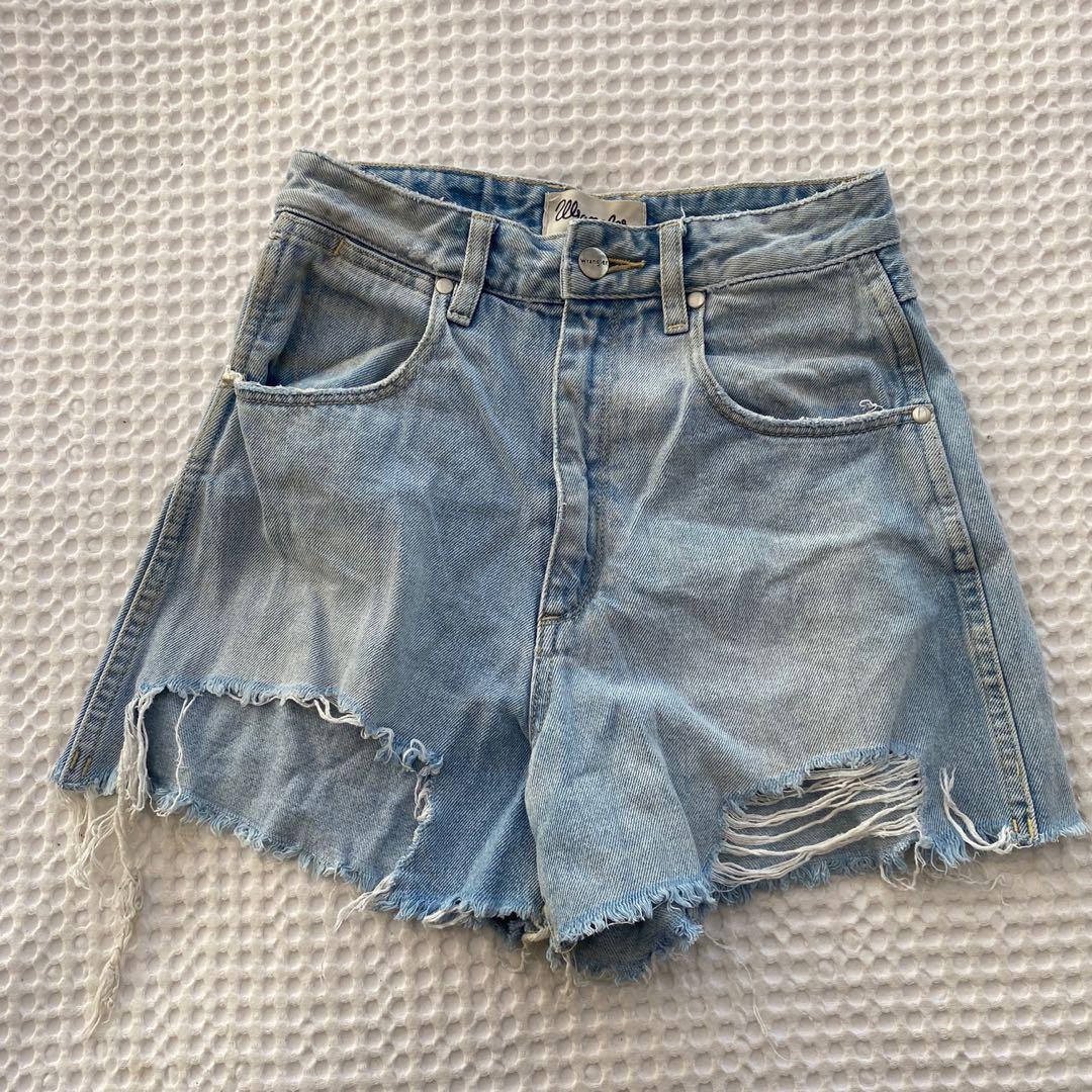 Wrangler Denim Shorts