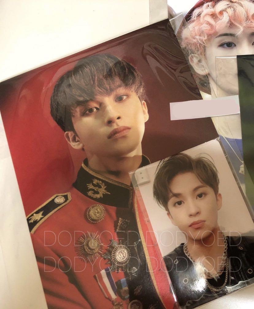 [WTS/UPCOMING EXTRA STOCK] NCT127 NEO ZONE THE FINAL ROUND REPACKAGED ALBUM (PUNCH) PHOTOCARD POSTCARD MARK 2ND PLAYER VERSION