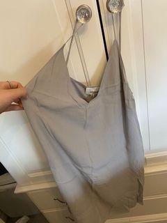 Aritzia cami dress