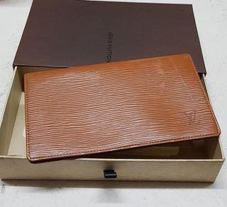 Authentic LV Epi Wallet