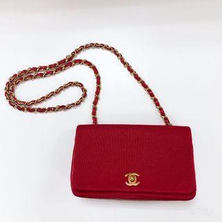 Chanel經典小紅包