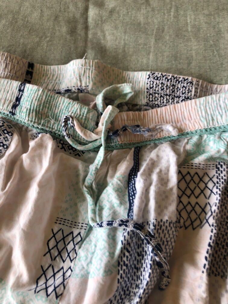 Cotton on PJs