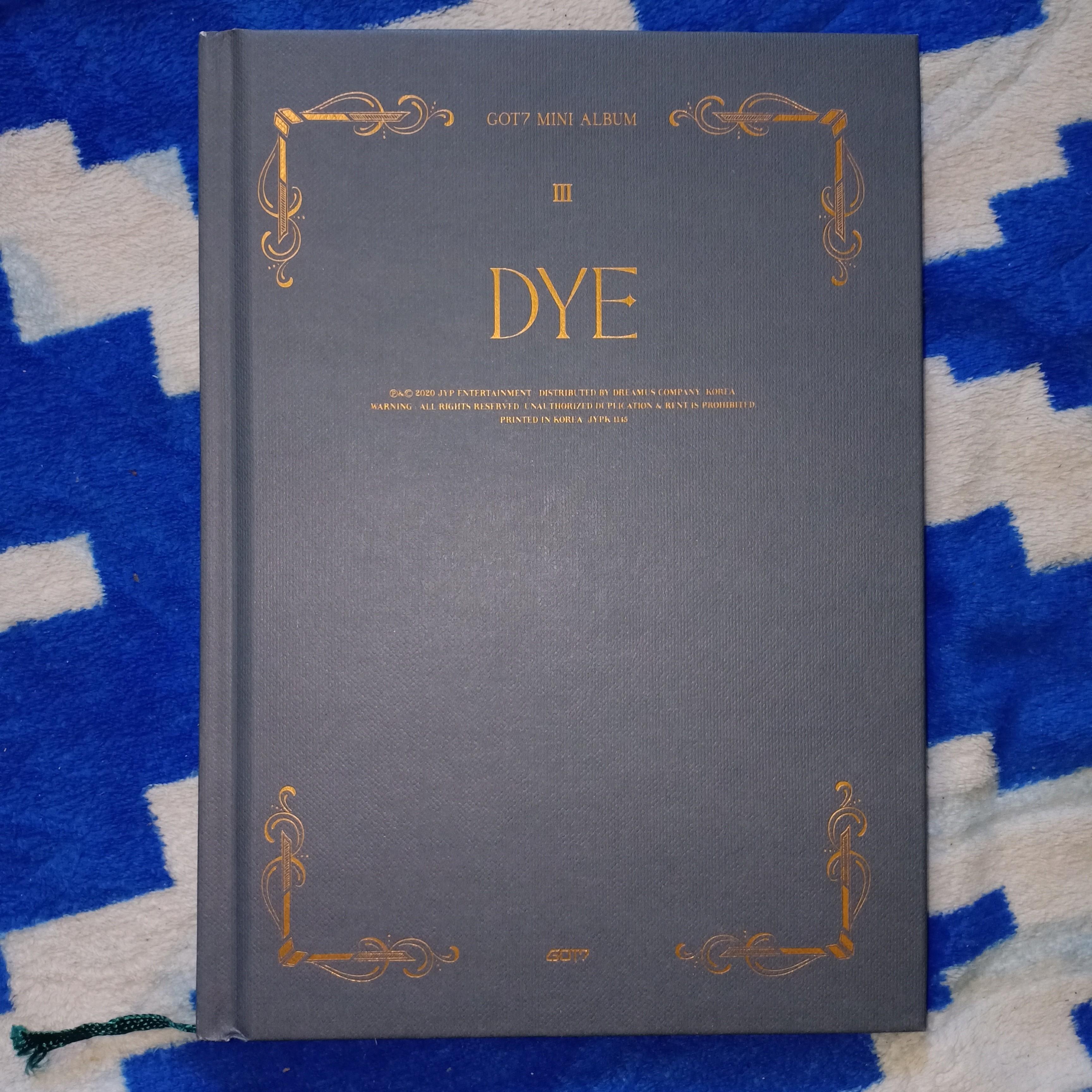 got7 dye album unsealed versio 1590562137 a19181ee