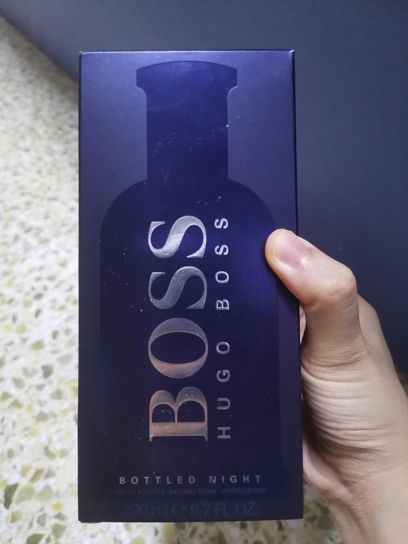 hugo boss night 200 ml