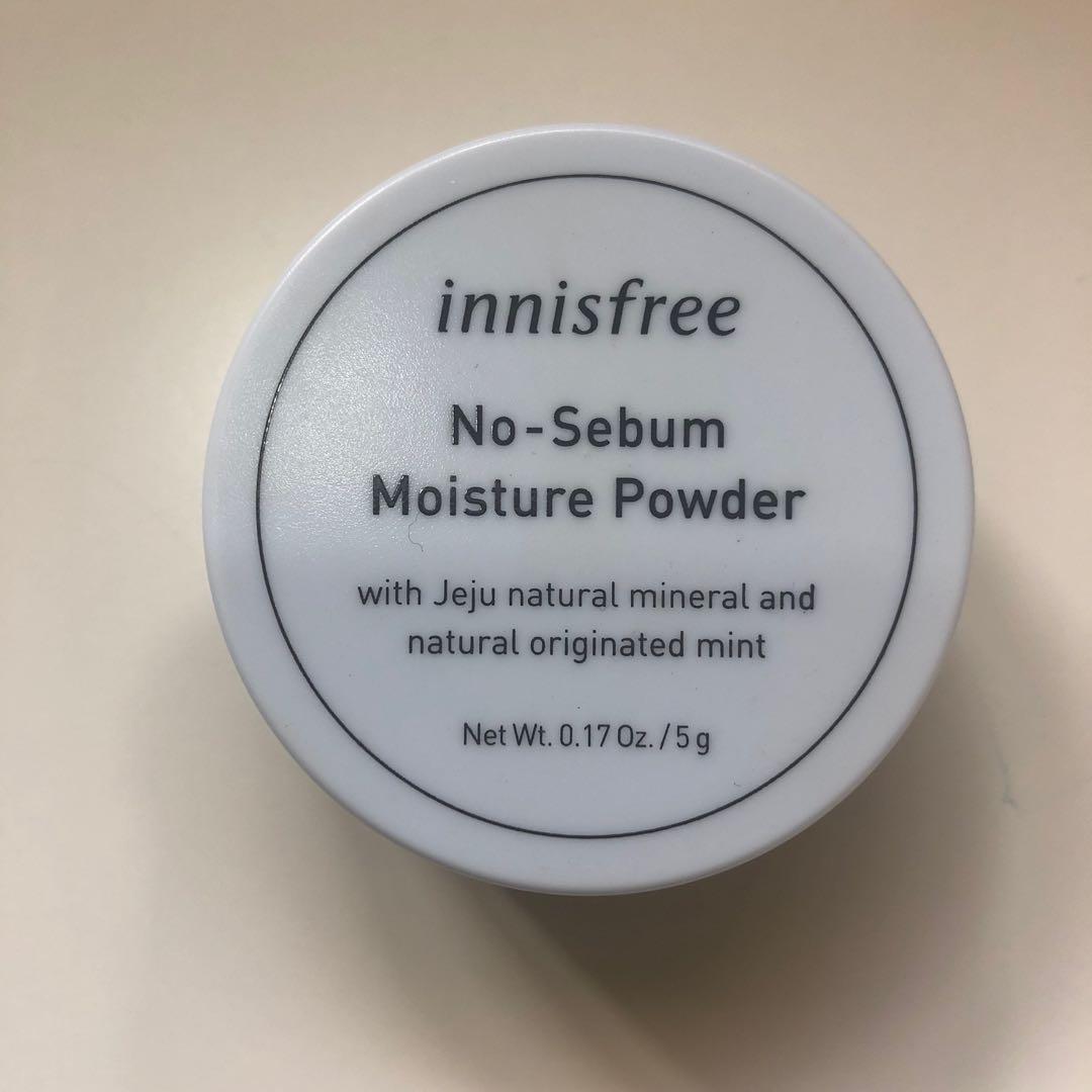 Innisfree No sebum Moisture Powder