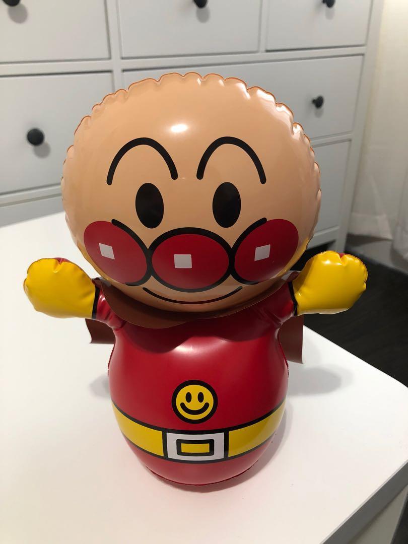 Japan Anpanman baby toys tumbler