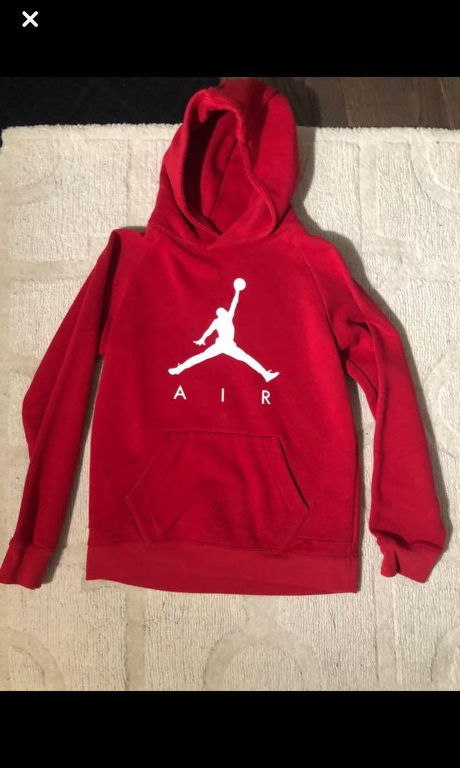 Jordan hoodie M kids