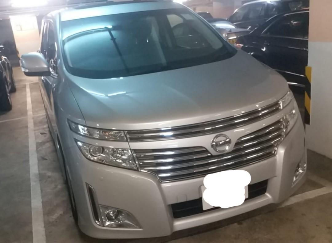 Nissan 2011 Nissan  Elgrand Highway Star 2011 Nissan  Elgrand Highway Star Auto