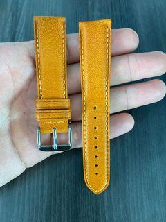 Orange Tan Strap 20mm