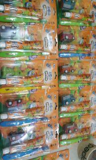 Paket Sikat gigi + Odol free mainan