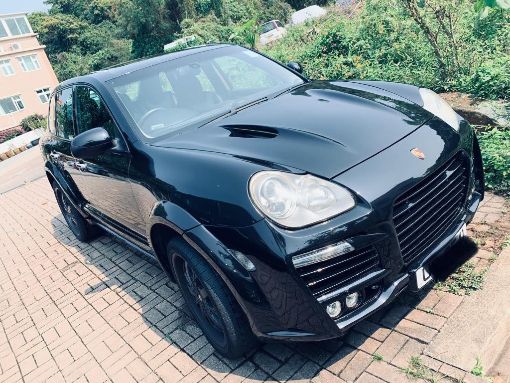 Porsche Cayenne Turbo (A)