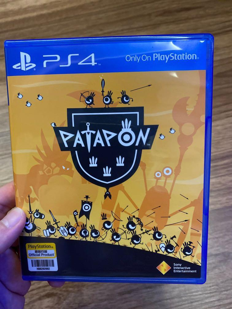 Ps4 Patapon Remastered Toys Games Video Gaming Video Games On