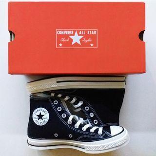 Sepatu Converse CT 70s Hi Black