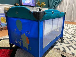 Tiptop condition Playpen for baby