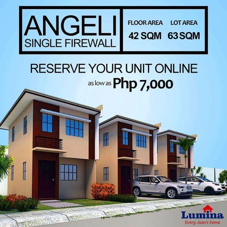Angeli Single Firewall Property For Sale House Lot On Carousell