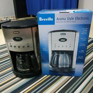 Breville BCM600 Aroma Style Electronic Coffee Maker / Machine