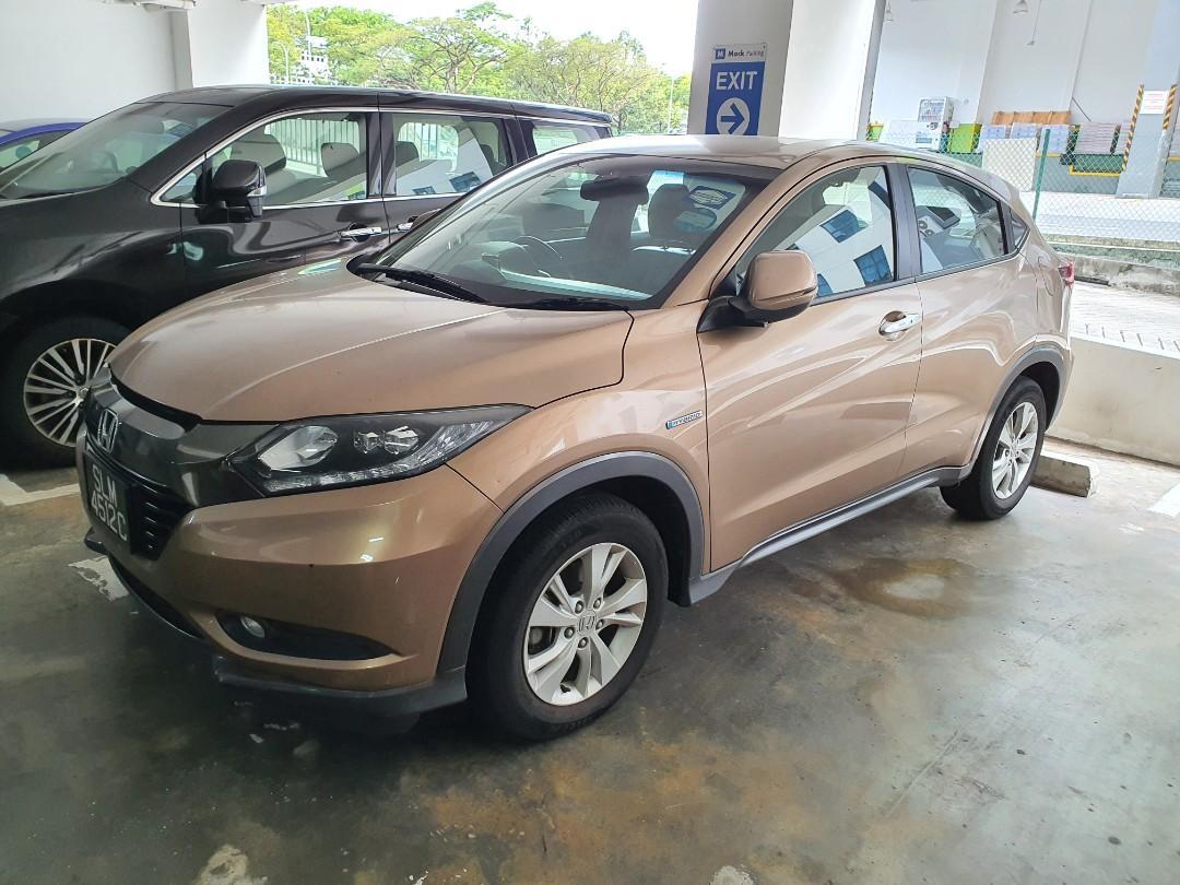 Phase 1 Promo! Honda Vezel Hybrid (PHV/Delivery/Personal)