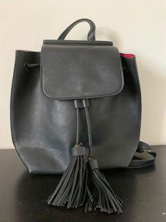 Charles & keith backpack