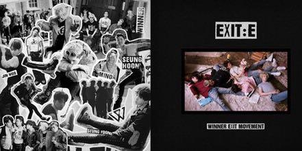 {CLEARANCE} WINNER - Mini Album Vol.1 [EXIT:E]
