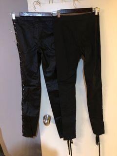 Fashion Nova pants (size small)