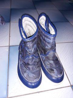 Goose 專櫃 男 童鞋 短靴 尺寸30