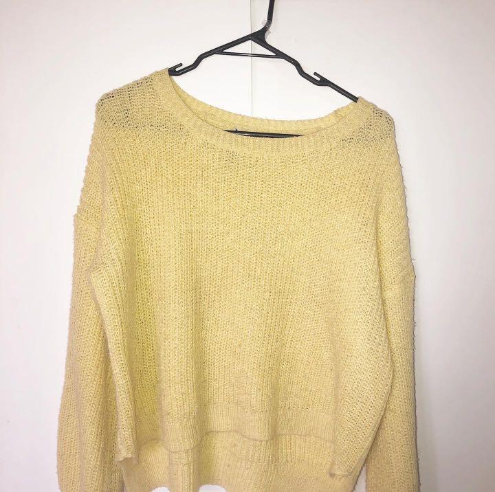 Pepper Mayo Knit