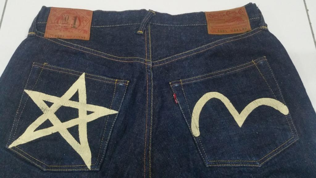 Evis Jeans