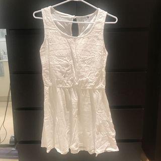 White dress cotton on